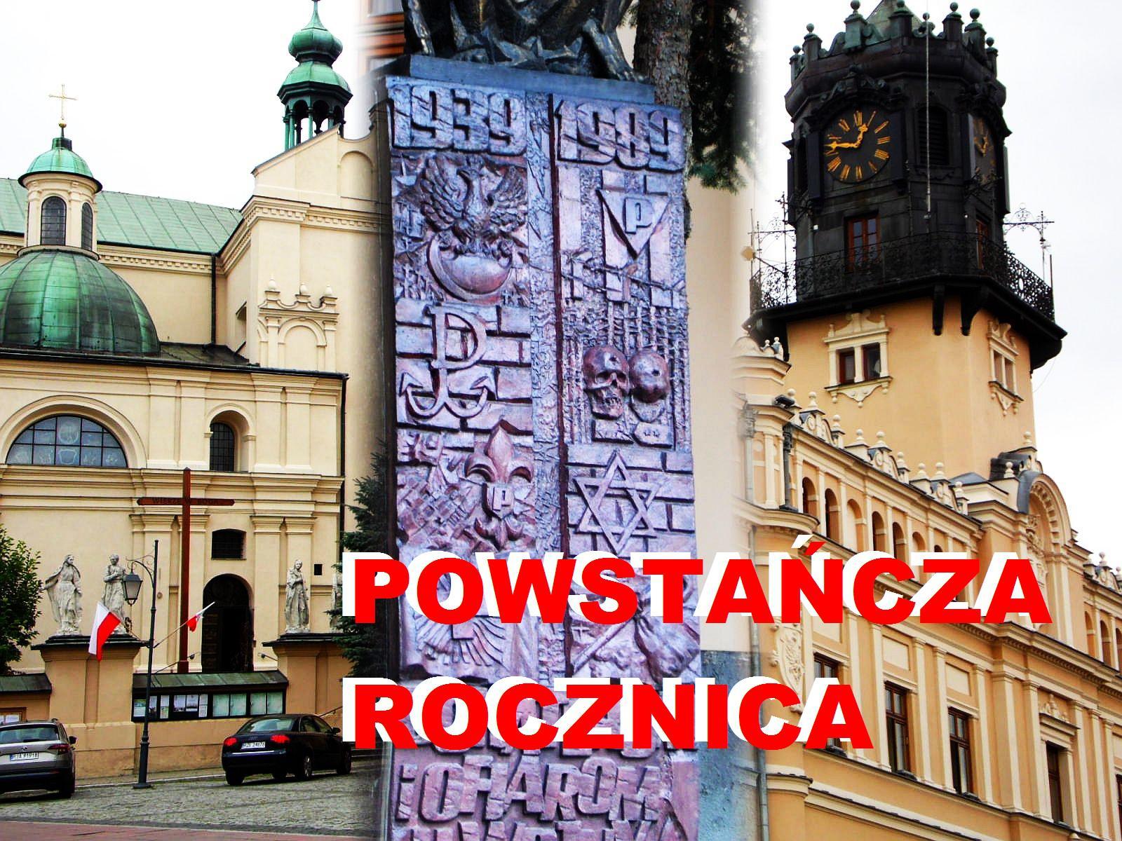 Tak Jarosław uczcił powstańczą rocznicę