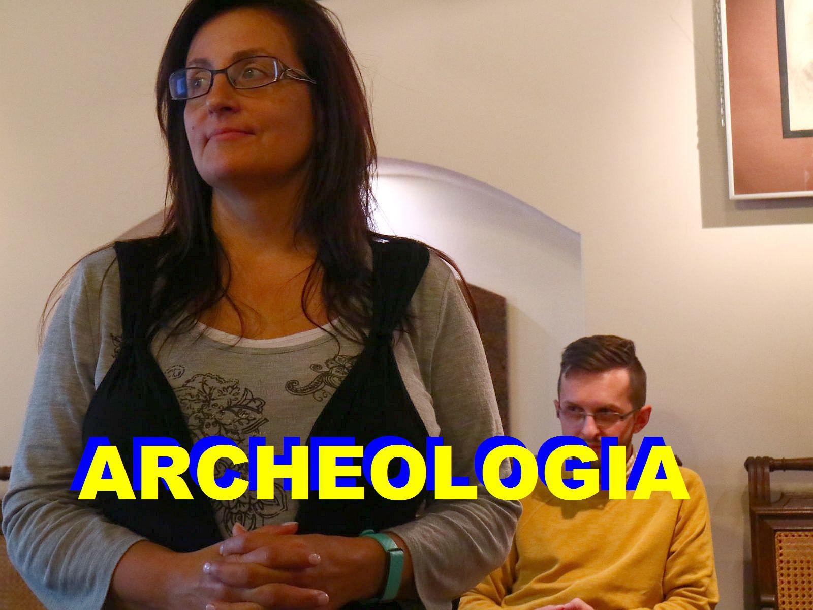 SPOTKANIE Z ARCHEOLOGIEM