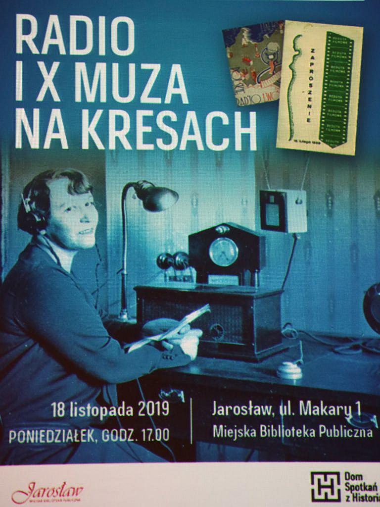 RADIO I X MUZA NA KRESACH