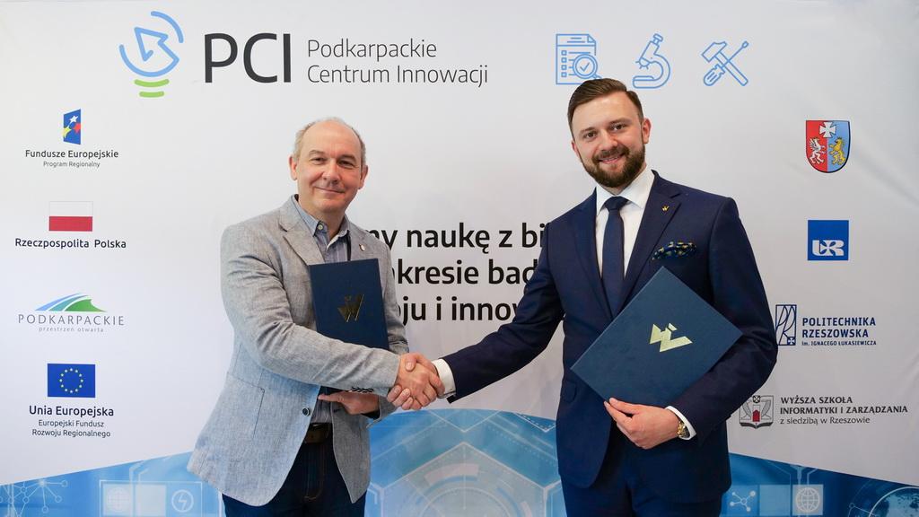 Wspólne działanie PCI i Collegium Humanum